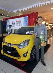 Promo Kredit Mobil Toyota Oktober 2018